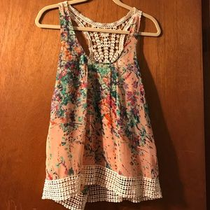 Size small Stitch Fix Collective Concepts tank